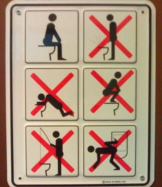 toiletinstructions